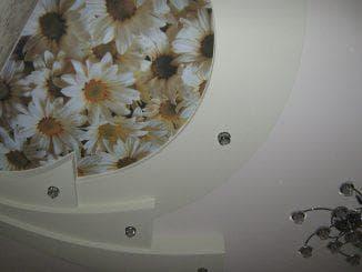 долговечные тканевые натяжные потолки
