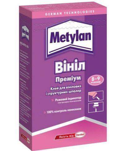 клей для виниловых обоев на флизелиновой основе Metylan