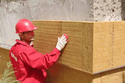 жёсткие теплоизоляционные материалы для стен