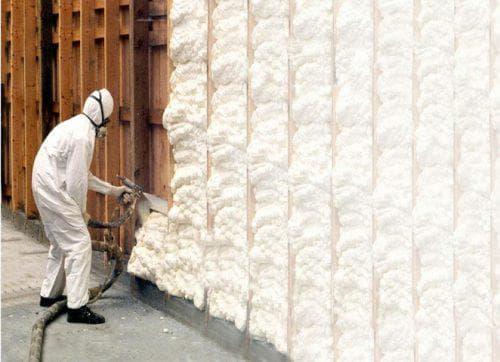 жидкий пенопласт для стен