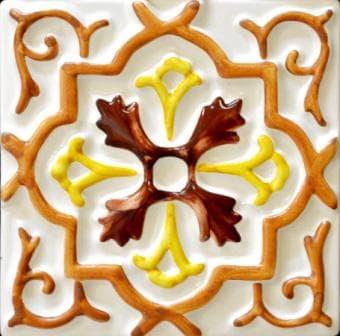 керамическая глазурованная плитка Терралья