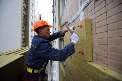 минеральная вата для утепления наружных стен