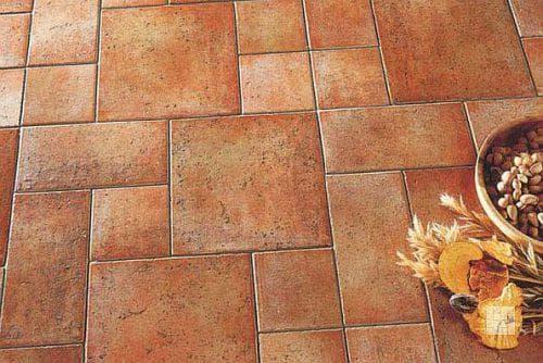 керамическая глазурованная плитка Коттофорте