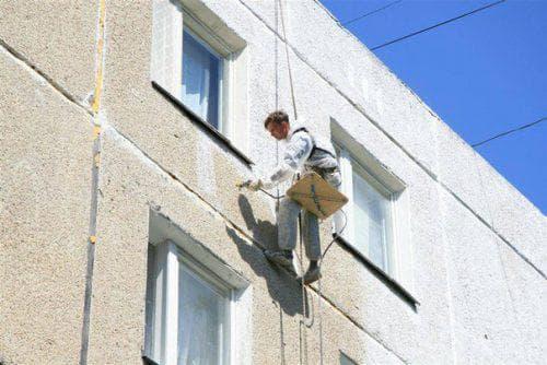 жидкая теплоизоляция для утепления наружных стен