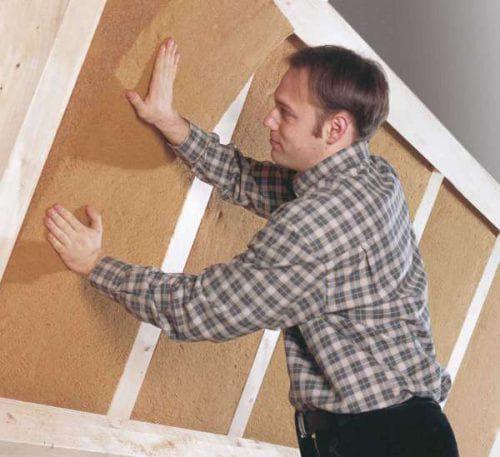 Тонкий утеплитель для стен внутри квартиры и дома