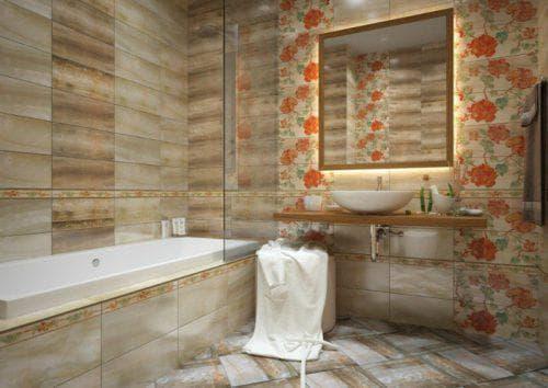 На фото- плитка керамическая глазурованная для внутренней облицовки стен от Belani
