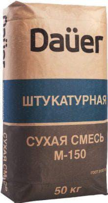 смесь сухая универсальная м 150 Dauer