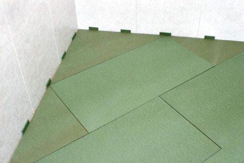 подложка под ламинат Isoplaat