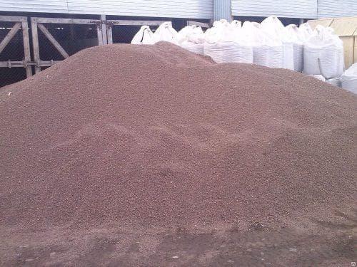 керамзитовый песок