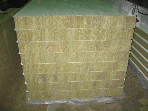 панели из базальтового волокна