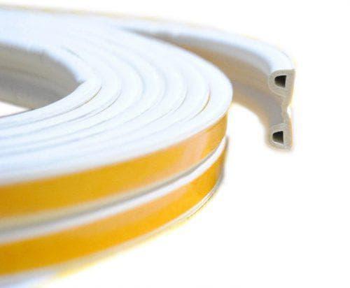 термоэластопластовый уплотнитель для деревянных дверей