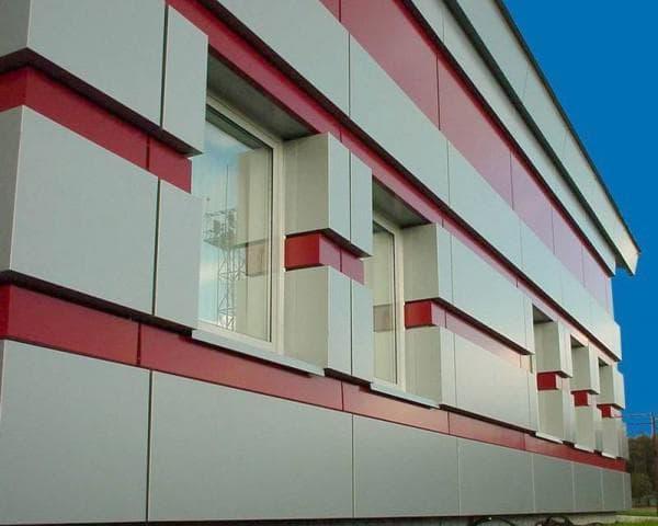 металлические панели для наружной отделки дома