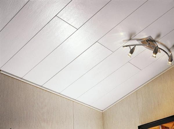 мдф потолочные панели