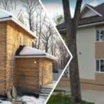 Чем хороши фиброцементные панели для наружной отделки дома