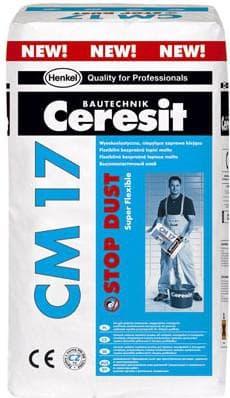 клей ceresit cm17