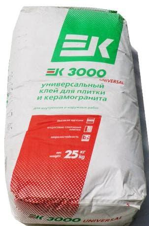 клей ЕК 3000