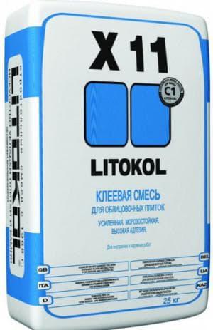 плиточный клей для наружных работ Литокол