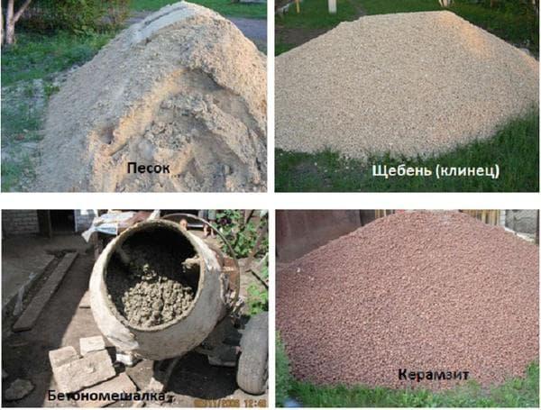 пропорции цемента и песка для стяжки