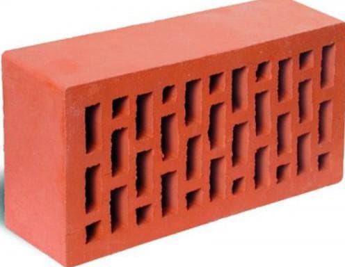 пустотелый керамический кирпич
