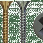 Характеристики шурупов с потайной головкой (гост 1145 80)