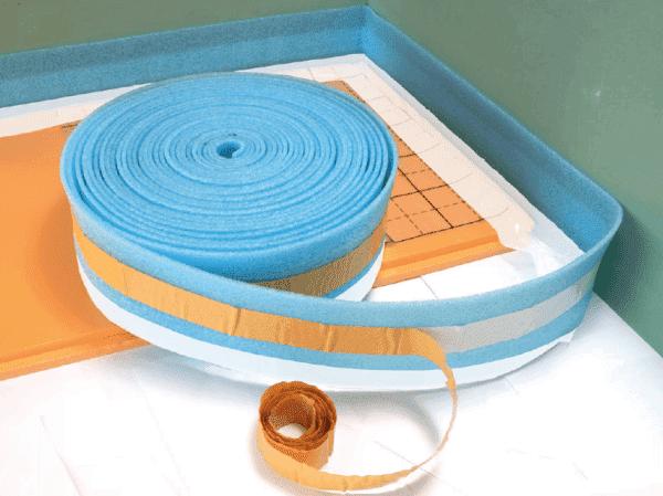 демпферная лента для стяжки