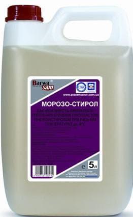 противоморозные добавки в клей