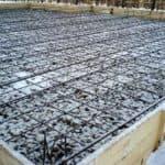 Технология заливки бетона при минусовых температурах с прогревом и без