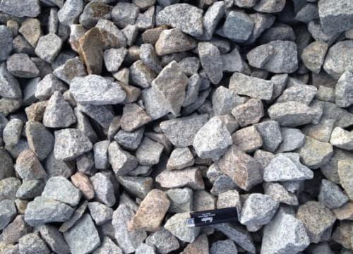 гранитный щебень до 40-70 мм