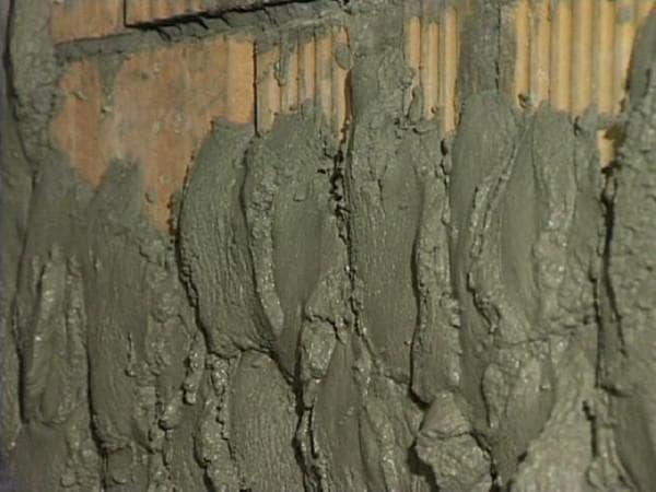 цементно песчаная смесь для оштукатуривания стен
