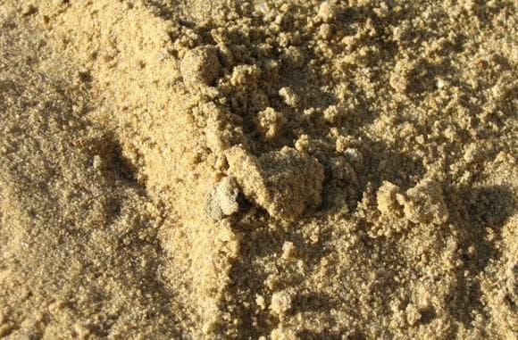 кварцевый песок для стройки