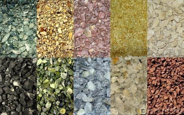 мраморный песок для строительства