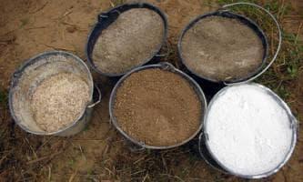 цементно песчаная смесь пропорции