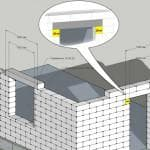 Размер блоков газобетона для строительства