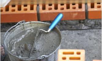 цемент на 1 куб раствора