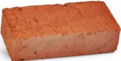 красный кирпич обыкновенный