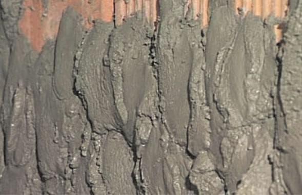 глиняный раствор для фасада