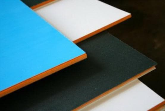 Листовые стеновые панели для внутренней отделки