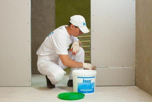 использование грунтовка бетоноконтакт кнауф