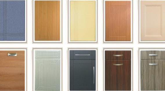 кухонные фасады мдф пленочные-приемущества