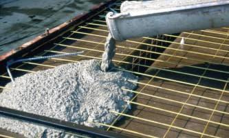 состав бетона м400 на 1м3