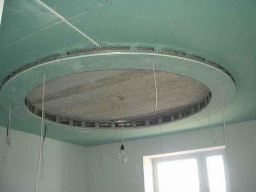 влагостойкий потолочный гипсокартон