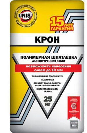 полимерная шпатлевка
