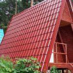 размер металлочерепицы для крыши