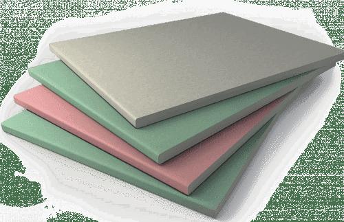 стандартный потолочный гипсокартон