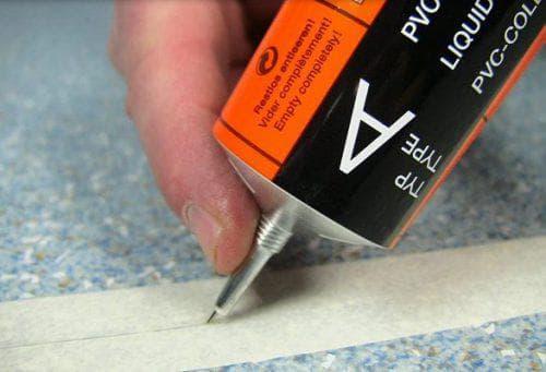 Клей для линолеума на деревянный пол