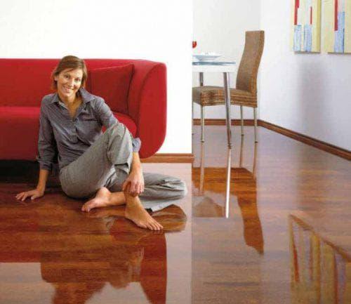 красивый ламинат в квартиру