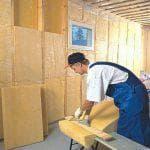 Материалы, используемые для теплоизоляции стен изнутри