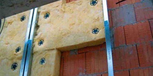 каменная вата для утепления дачи снаружи