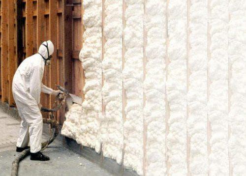 пенополиуретан для наружной стены