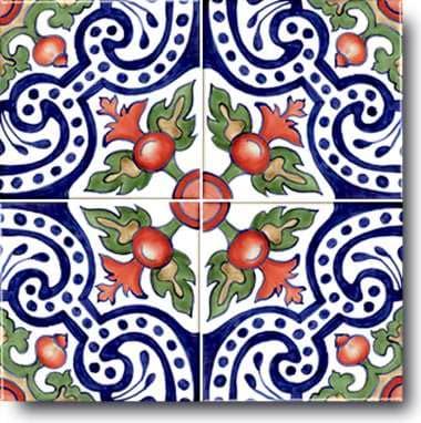 керамическая глазурованная плитка Фаянс